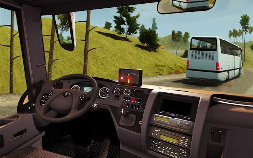 Offroad Bus Hill Driving Sim: Mountain Bus Racing 1.2 screenshots 4