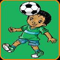 Jardí voetbalt icon