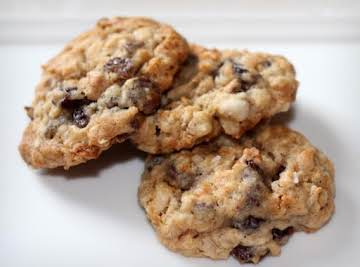 Spiced Oatmeal Raisin & Chocolate Chip Cookies