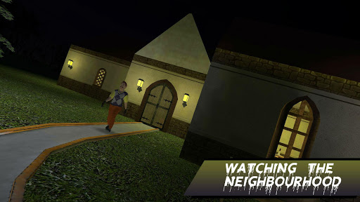 New Scary House :Neighbor Games Free 1.0.4 screenshots 1