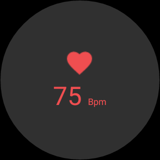 Heartbeat for Android Wear