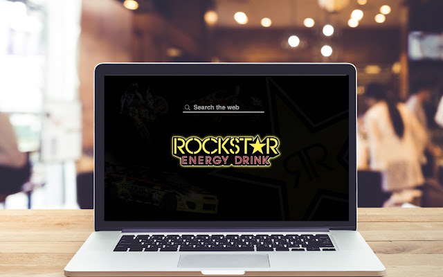 Rockstar Energy HD Wallpapers Theme
