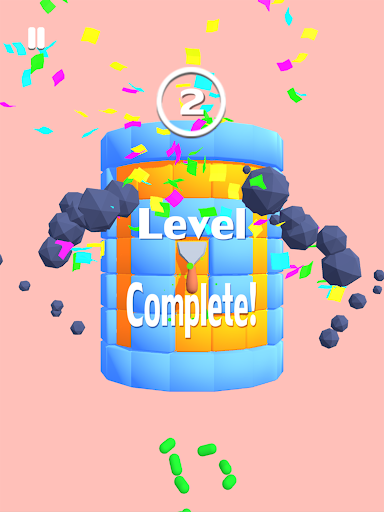 Round Clean 3D android2mod screenshots 5