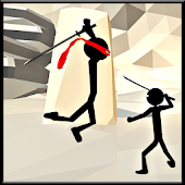 Stickman Ninja Warrior: Sword Fighting