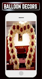 Balloon Decoration Ideas Tutorials Home Craft DIY - náhled