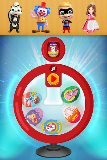 Chocolate Eggs Gumball machine ud83eudd5aud83eudd5a screenshots 5