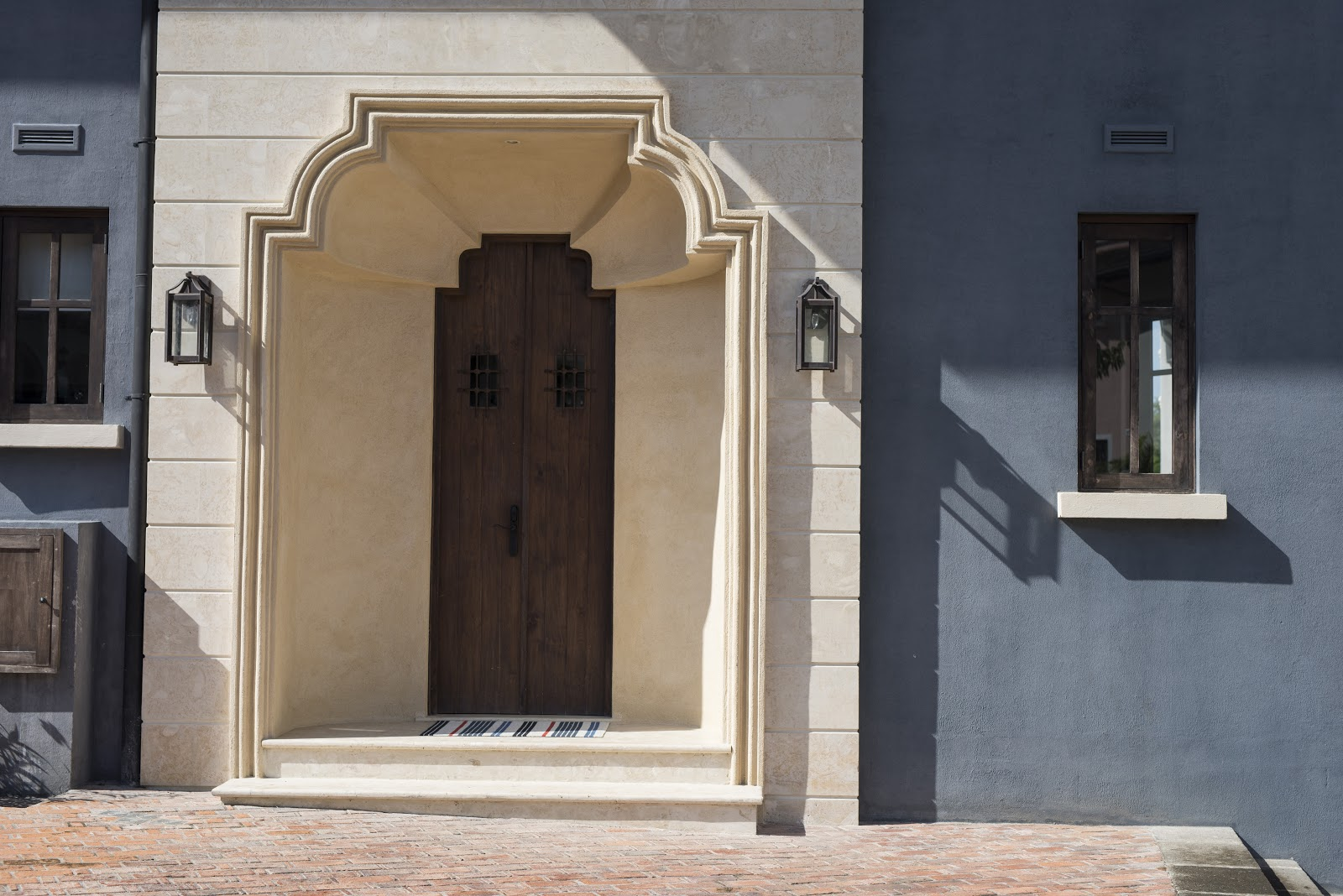 Casa Indigo Front Door