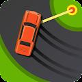Sling Car : Rope Drift Race