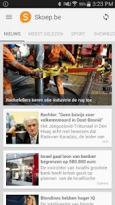 Skoep.be Nieuws screenshot 0
