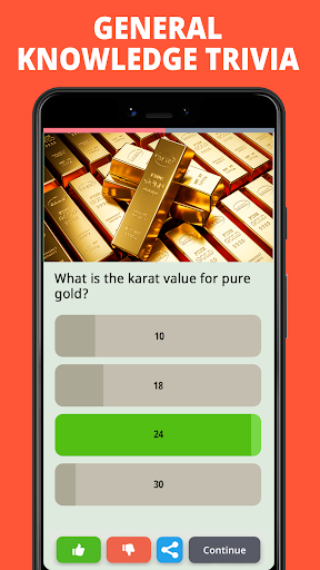 Free Trivia Game. Questions & Answers. QuizzLand.  screenshots 3