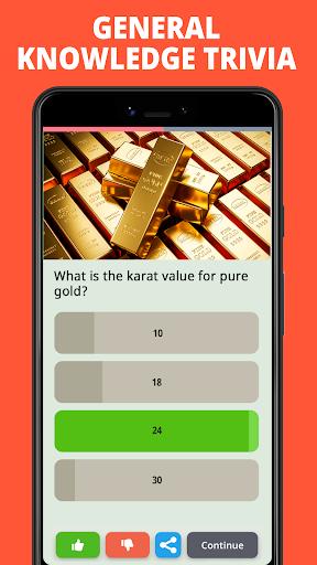 Free Trivia Game. Questions & Answers. QuizzLand. apktram screenshots 3