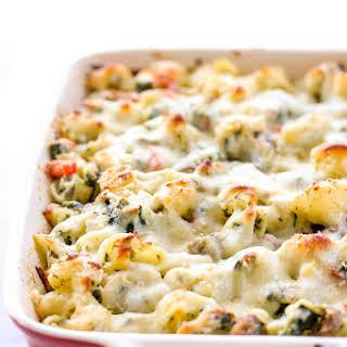 Sausage Cream Cheese Pasta Recipes.