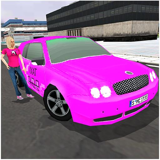 Tourist City Taxi Drive Simulator