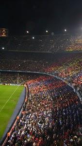 Barcelona Football Wallpaper screenshot 1