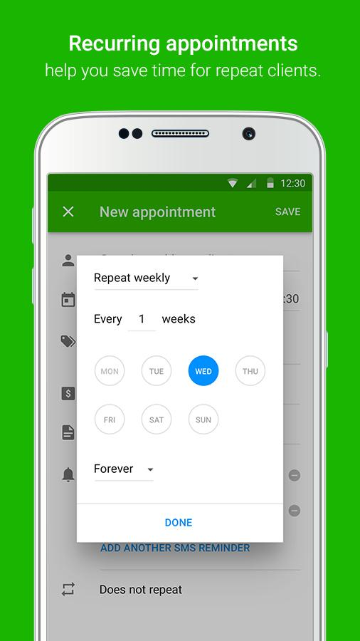 Appointfix: Appointment Book- screenshot