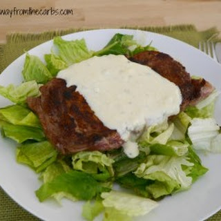 Low Carb Blue Cheese Sauce