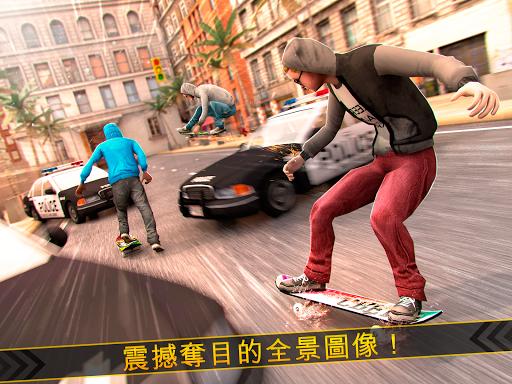 免費下載體育競技APP|酷 滑板 邁阿密 街 警察 - 滑板 遊戲 app開箱文|APP開箱王