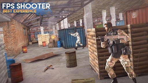 Army Commando New Game: Fps Game 2020 apklade screenshots 1