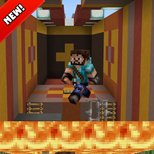 how to collect lava in minecraft pe