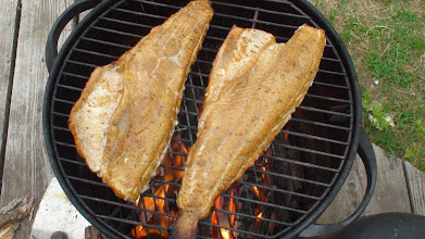 Photo: BAKED WALLEYE - SMOKY FLAVOUR