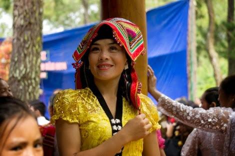 Điểm lại những hình ảnh nhộn nhịp Tết độc lập người Mông