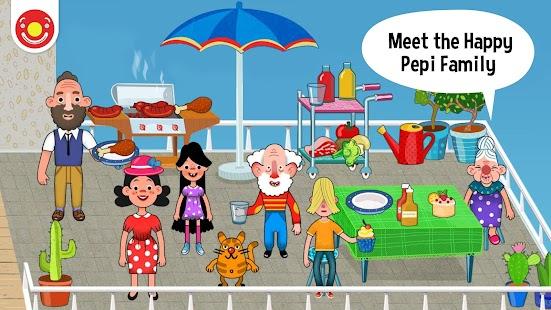Pepi House apk screenshot 1