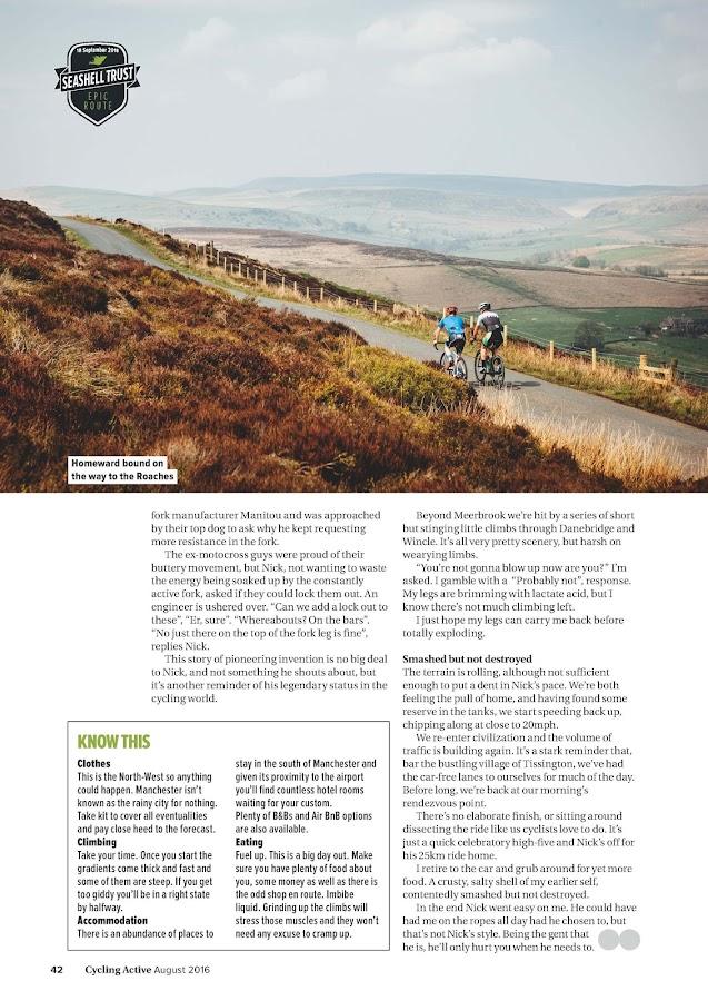 Cycling Active- screenshot