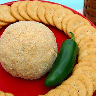 Easy Summer Snacks | Spicy Cheese Ball.