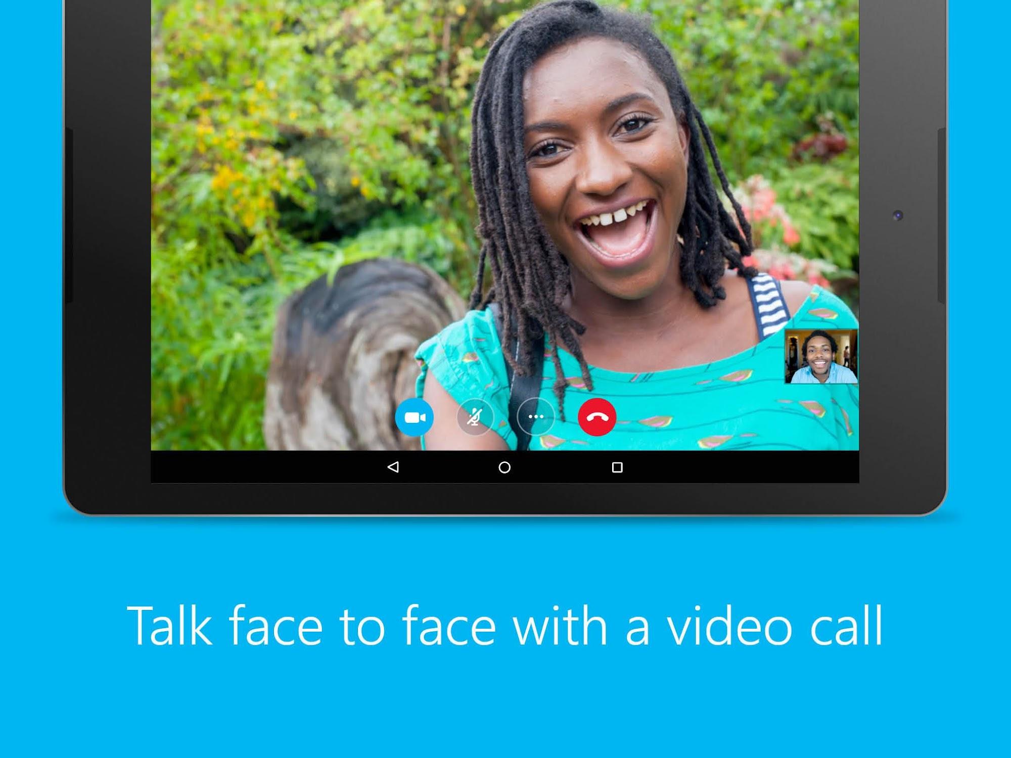 Skype - free IM & video calls screenshot #10