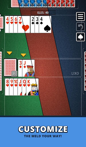 Buraco Canasta Jogatina: Card Games For Free apkpoly screenshots 24