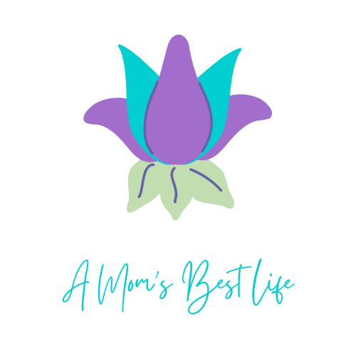 A Mom's Best Life logo
