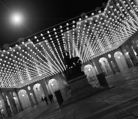 Torino e le sue luci d'artista... di elenacastagnero