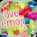 Love Emoji Pro icon