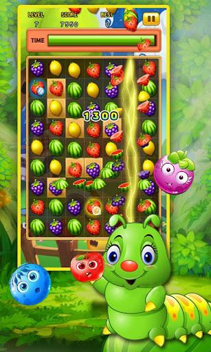 Fruit Crush Free 3.0.1 screenshots 3