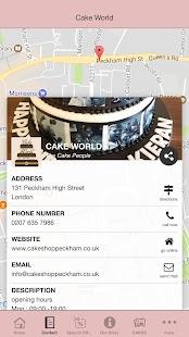 Cake World - náhled