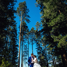 Wedding photographer Yakov Kunicyn (mightymassa). Photo of 10.10.2018