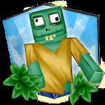 Island of Zombie Blocks C4.1 Apk