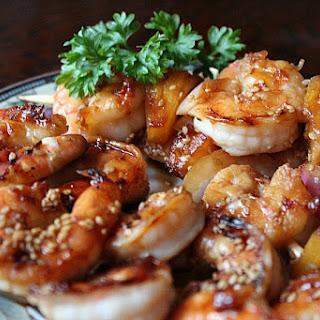 Easy Teriyaki Shrimp Kebabs Recipe