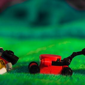 lego by Kiril Kolev - Artistic Objects Toys