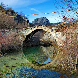 Roman Bridge by Nikša Šapro - Buildings & Architecture Bridges & Suspended Structures