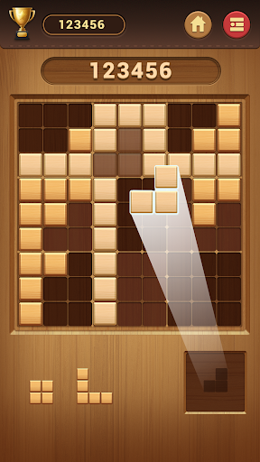 Wood Blockudoku Puzzle - Free Sudoku Block Game moddedcrack screenshots 3