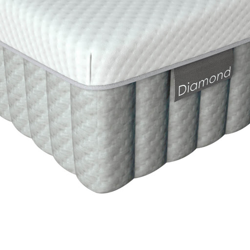 Dunlopillo Diamond Divan & Mattress