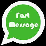 Fast Message Wear for Whatsapp