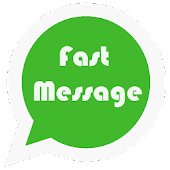Fast Message Wear for Whatsapp
