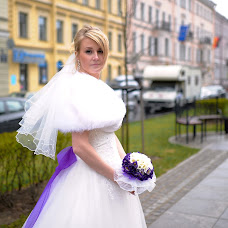 Wedding photographer Anna Chervonec (Luchik84). Photo of 17.05.2015