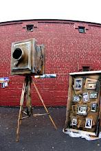 """Photo: Этот Реди-Мейд посвящён традиционному фотофестивалю """"Хмельные поля"""", который ежегодно проводится по инициативе фотоклуба """"Пушкино"""" 11 сентября 2011 года"""
