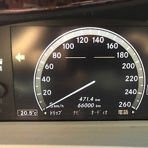 Sクラス W221のカスタム事例画像 伊藤ちゃんさんの2020年10月25日17:14の投稿
