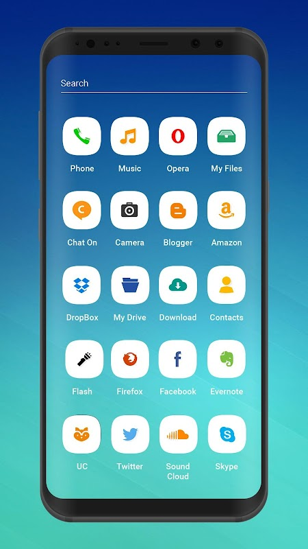Download Theme for Oppo F5 and F9 Pro APK latest version app