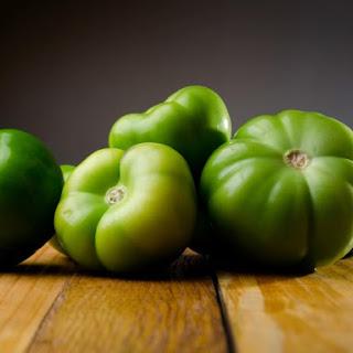 Green Tomato Gravy.