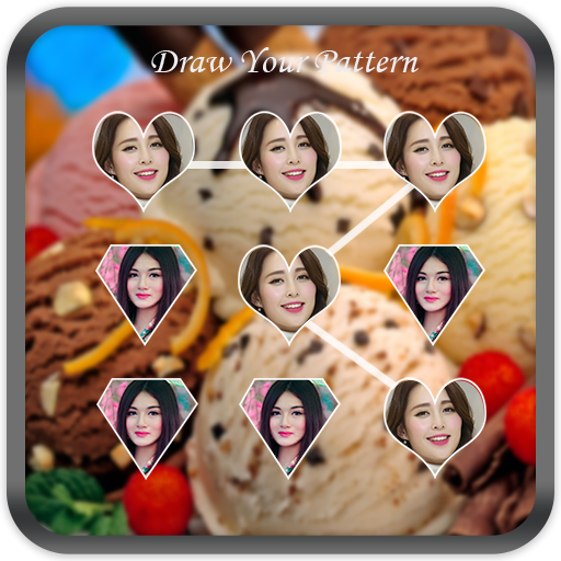 Ice Cream Lock Screen Android APK Download Free By Photo Lock Screen